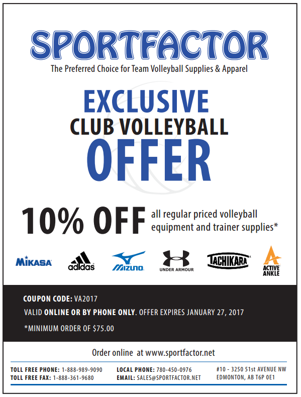 General information volleyball alberta sportfactor 10 off exclusive club volleyball offer coupon code pdf fandeluxe Gallery